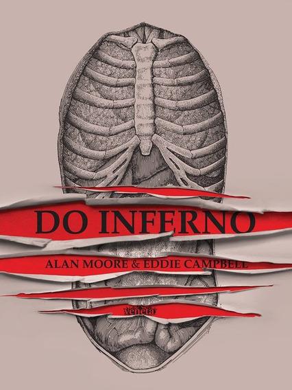 Do Inferno Alan Moore Editora Veneta Capa Dura Completa