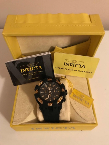 Relógio Invicta 100% Original - Linha Bolt