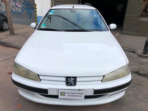 Peugeot 406 St Familiar 2.0 `00