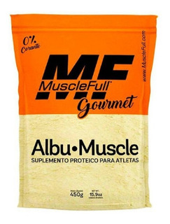 Albu- Muscle 450g Muscle Full