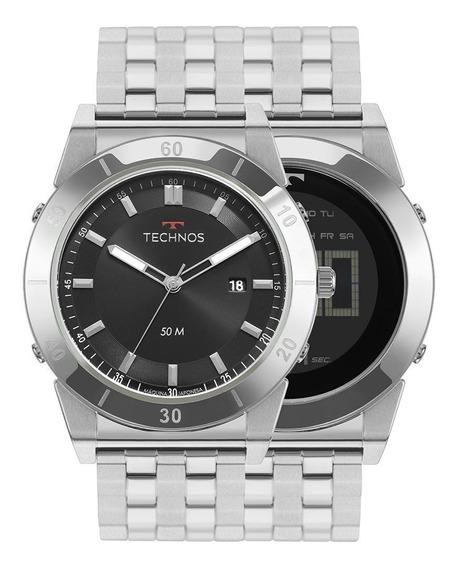 Relógio Technos Curvas Masculino 1s13cs/1p