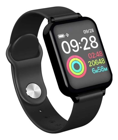 Fralugio Smart Watch Reloj Hombre Monitor Cardiaco iPhone 7