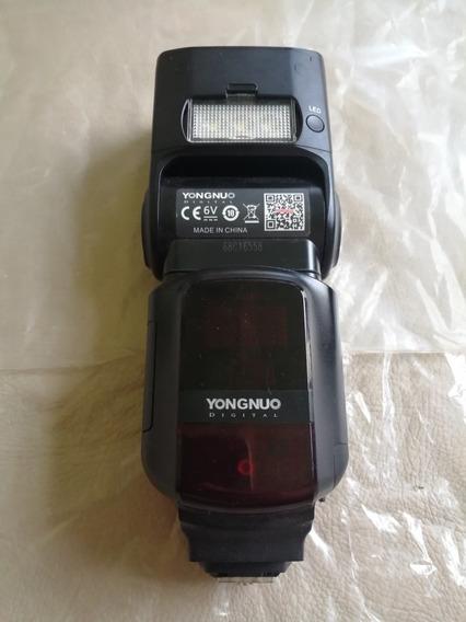 Flash Yongnuo Canon Yn968ex-rt Usado