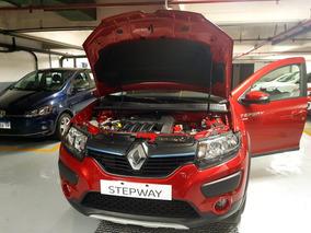 Nueva Camioneta Renault Sandero Stepway Motor 1.6 Uber Fr