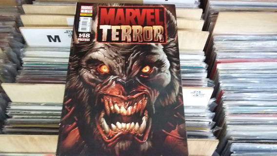 Revista Marvel Terror N# 01