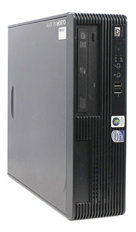 Lote 43 Cpu Hp Compaq Dx7400 Windows7 2gb Hd160gb