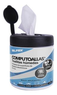 Toallas Húmedas Antibacteriales Para Equipos Cómputo Silimex