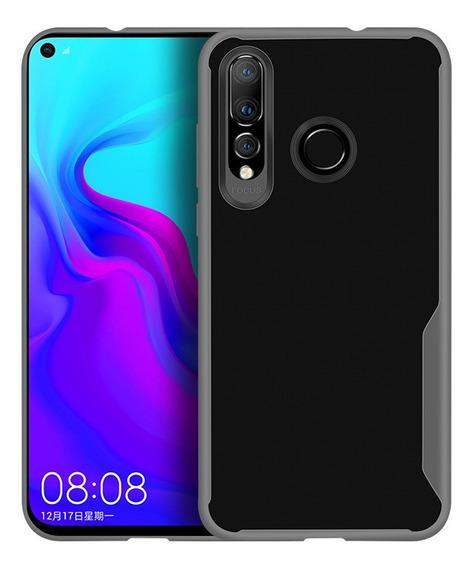 Para Huawei P Inteligente 2019/honra 10 Lite Ultra Slim Tran