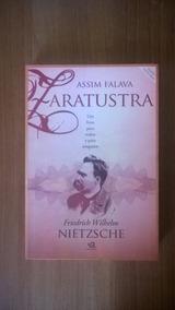 Nietzsche-assim Falava Zaratustra (s/mancha, S/anotação...)