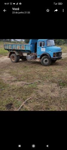 Caminhão 1318 Toco Mercedes Ano 87