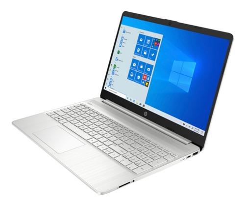 Imagen 1 de 5 de Notebook Hp Amd Ryzen 5 5500 8gb 256gb 15.6 Fhd Windows Pc