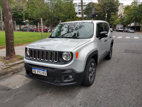 Jeep Renegade 1.8 Sport 2017