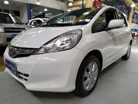 Honda Fit 1.4 Lx Branco Automático Novíssimo