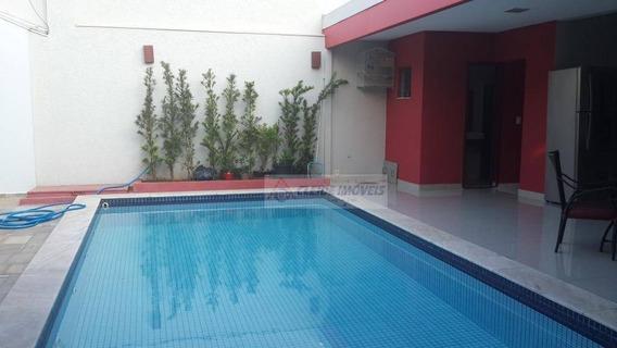 Casa Com 4 Dormitórios À Venda, 680 M² Por R$ 1.500.000 - Jardim Das Américas - Cuiabá/mt - Ca0706