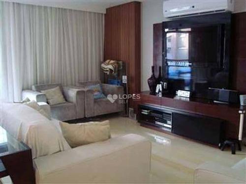 Apartamento À Venda, 180 M² Por R$ 1.700.000,00 - Icaraí - Niterói/rj - Ap35983