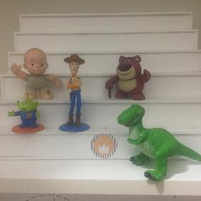 Lote De Bonecos Toy Story Disney Original Importado.