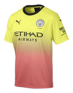 Camiseta Puma Manchester City 3 2019/2010 - Original