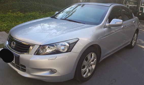 Honda Accord 3.5 V6 Ex 4p 2009