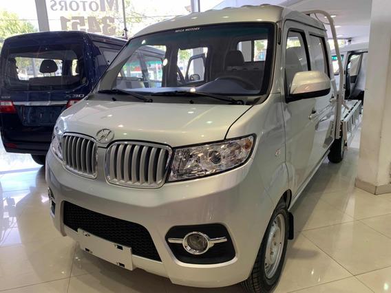 Shineray T32 Minitruck Cab Doble 2019 Financia El 100%