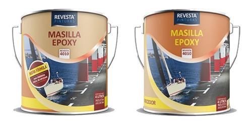 Masilla Epoxy Universal Revesta 4010 0,5 Litros Mm