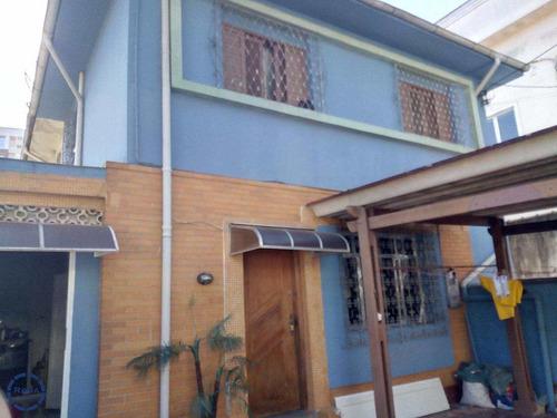 Casa De Condomínio Com 2 Dorms, Encruzilhada, Santos - R$ 500.000,00, 77m² - Codigo: 11537 - V11537