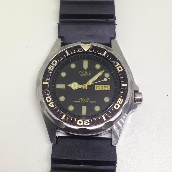 Relógio Pulso Casio Mma-200w 343 Masculino U05762 Webclock