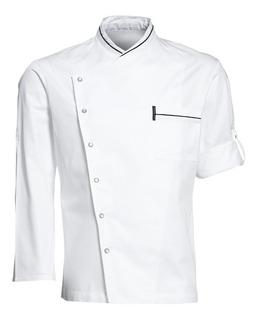 Chaqueta Chef Chicago Blanca M.l Chaqueta Cocina Youniforms