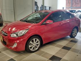 Hyundai I25 1600 At Modelo 2015 28000 Kms Rojo