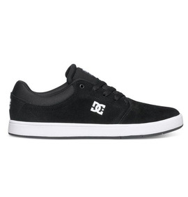 Tênis Dc Shoes Crisis La Black/white - Original Com Nf