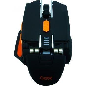 Mouse Gamer Cyber Ms306 - 5200dpi 7 Botões 511302 Oex