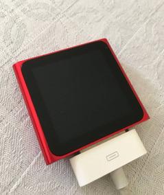 iPod Nano 6a Geração 16gb Red Collection - Edição Limitada