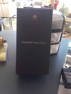Huawei Mate 20 Lite Nuevo Telcel Sne Lx3