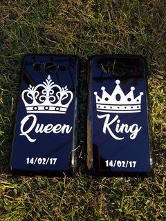 Carcasas Queen And King