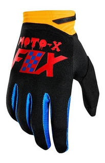 Guante Fox Dirtpaw Czar Neg/a Moto Mtb All Road Bmx Downhill