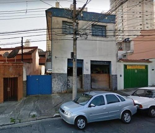 Prédio Comercial À Venda, Saúde, São Paulo. - Pr0044