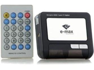 Receptor Tv Digital Automotivo 12v E-max Isdb-t