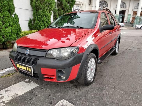 Fiat Palio Weekend Adventure 1.8 8v Flex Completo 2007