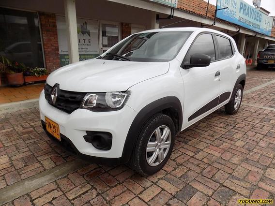 Renault Kwid Zen 1.0cc Mt Aa