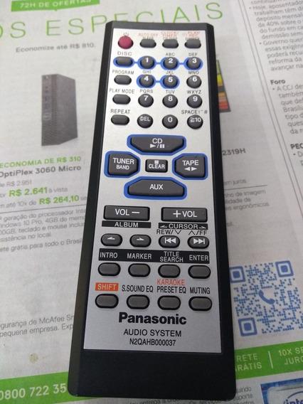 Controle Remoto Original Som Panasonic N, Pioneer Sony