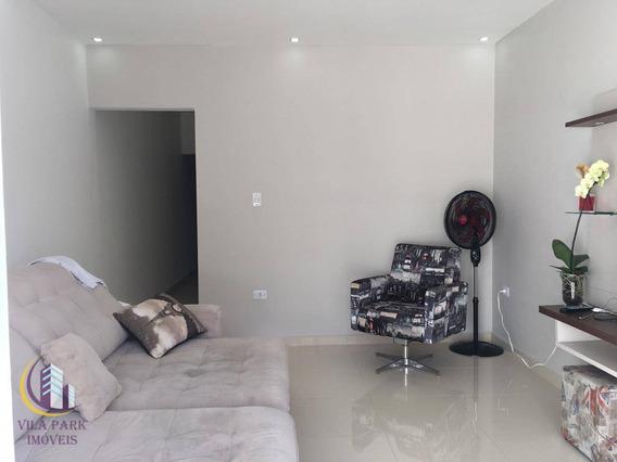 Casa Reformada Com 2 Dormitórios, Quintal Com Churrasqueira, Portão Automatizado - Vila Campesina - Osasco/sp - Ca0354