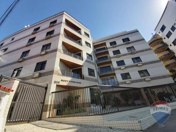 Apartamento Com 3 Dormitórios À Venda, 90 M² Por R$ 550.000,00 - Algodoal - Cabo Frio/rj - Ap0427