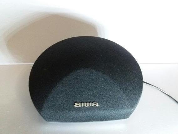 1 Caixa De Som Aiwa Made In Japan High Power Amplifier