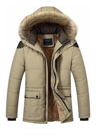 Blusa Casaco Quente Inverno Frio Intenso Forrada Neve Sky