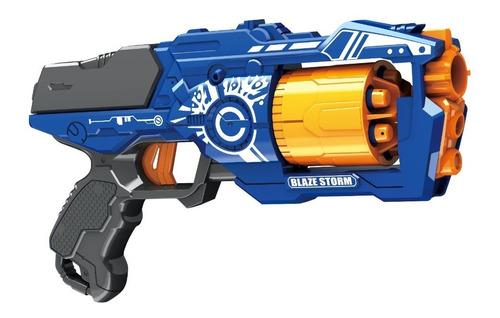 Pistola Lanza Dardos Blandos De Juguete Nene +20 Dardos 8105