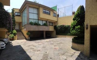 Casa En Renta Tres Cruces Villa Coyoacán / ( 412350 )