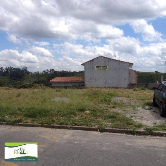 Terreno Para Alugar, 750 M² Por R$ 2.500/mês - Vila Olinda - Franco Da Rocha/sp - Te0067