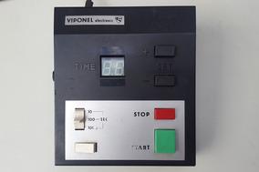 Timer Digital Viponel Eletronic Made In Czech Republic