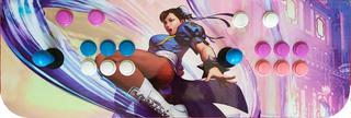 Tablero Arcade Retro Consola Maquinita::: Mai Y Chun Li:::