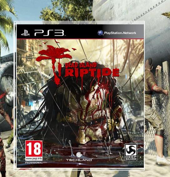 Dead Island Riptide Ps3 Psn Midia Digital