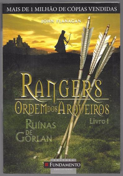 Rangers - Ordem Dos Arqueiros - Livro 1 Ruínas De Gorlan